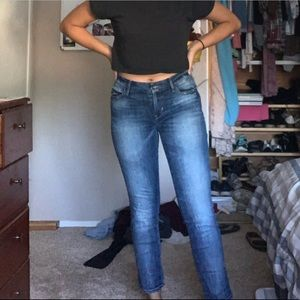 Pencil skinny GUESS jeans in perfect condition
